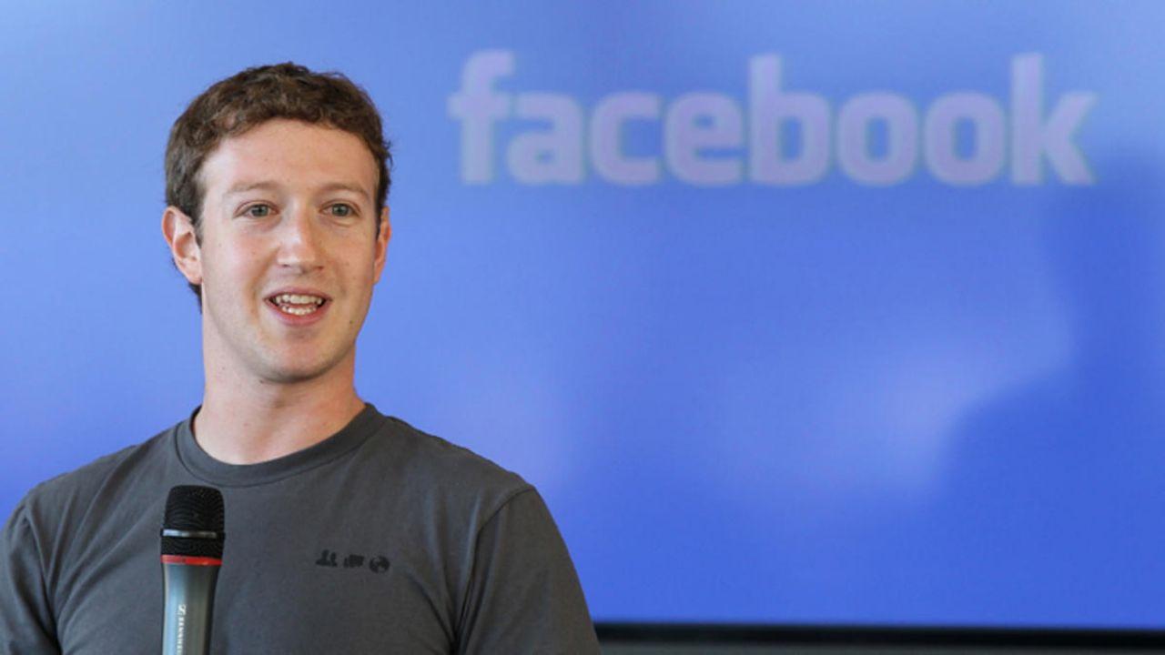 Facebook e i suoi droni in volo sulla Silicon Valley