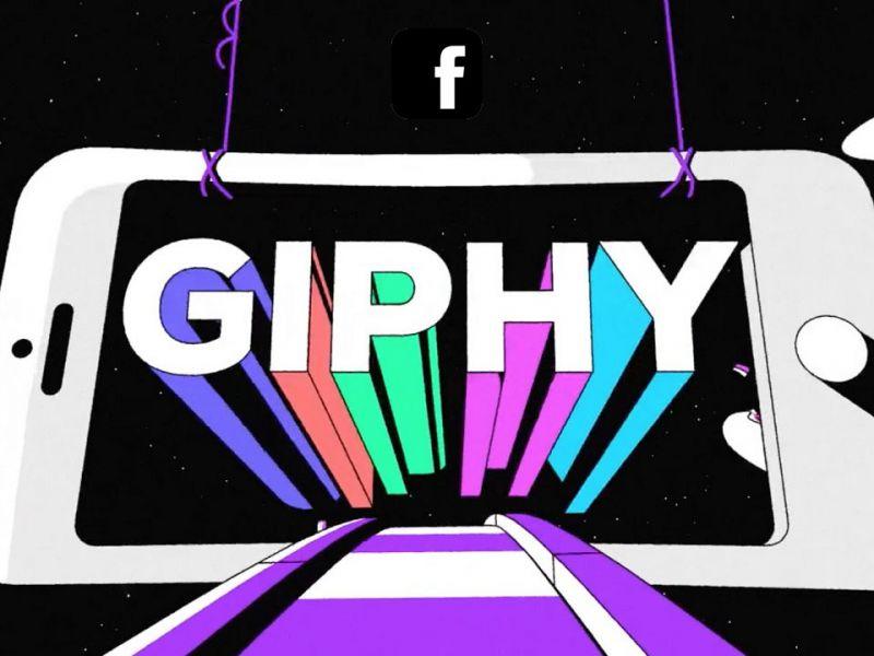 Facebook ha comprato GIPHY per 400 milioni di dollari!