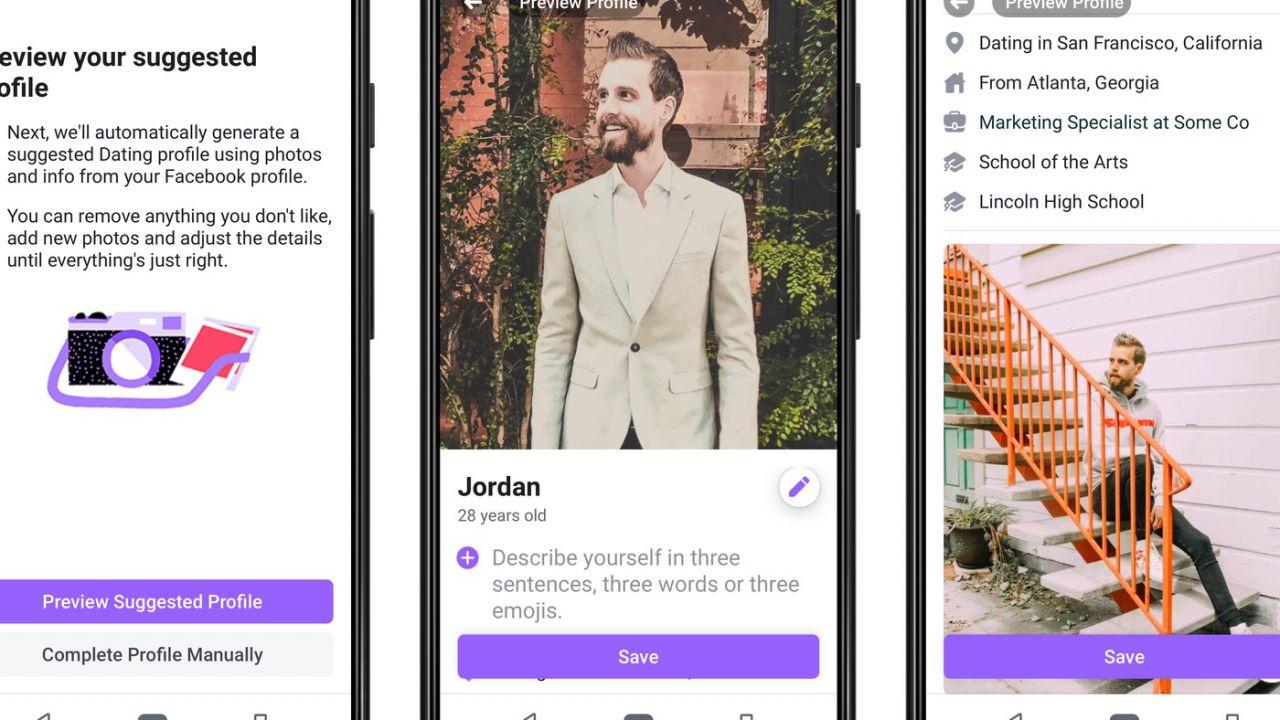Facebook Dating, il servizio d'incontri di Facebook, è disponibile da oggi in Italia