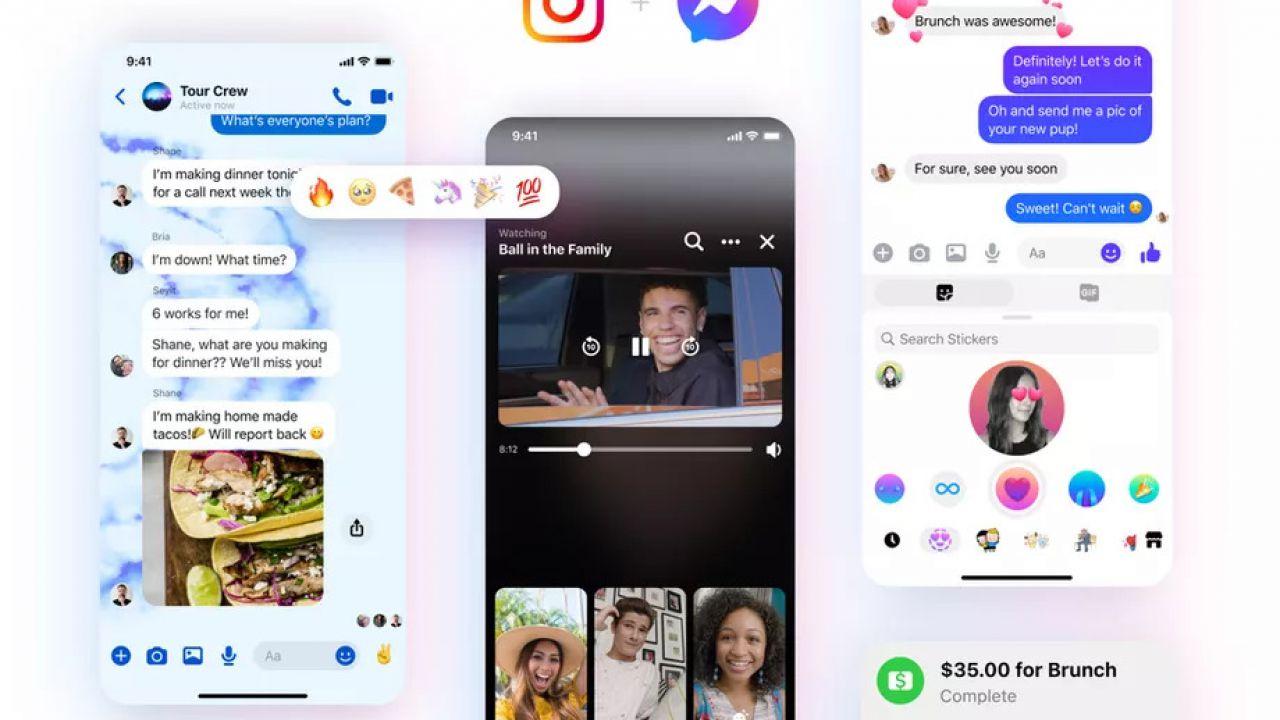 Facebook Messenger si avvicina a Instagram: cambiato logo e inserite nuove feature