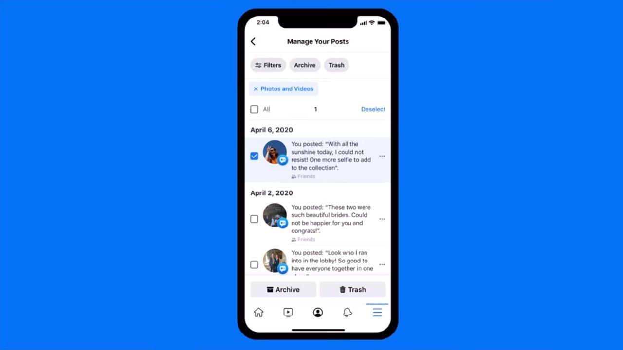 Facebook, potete 'correggervi' con la nuova funzione per i vecchi post