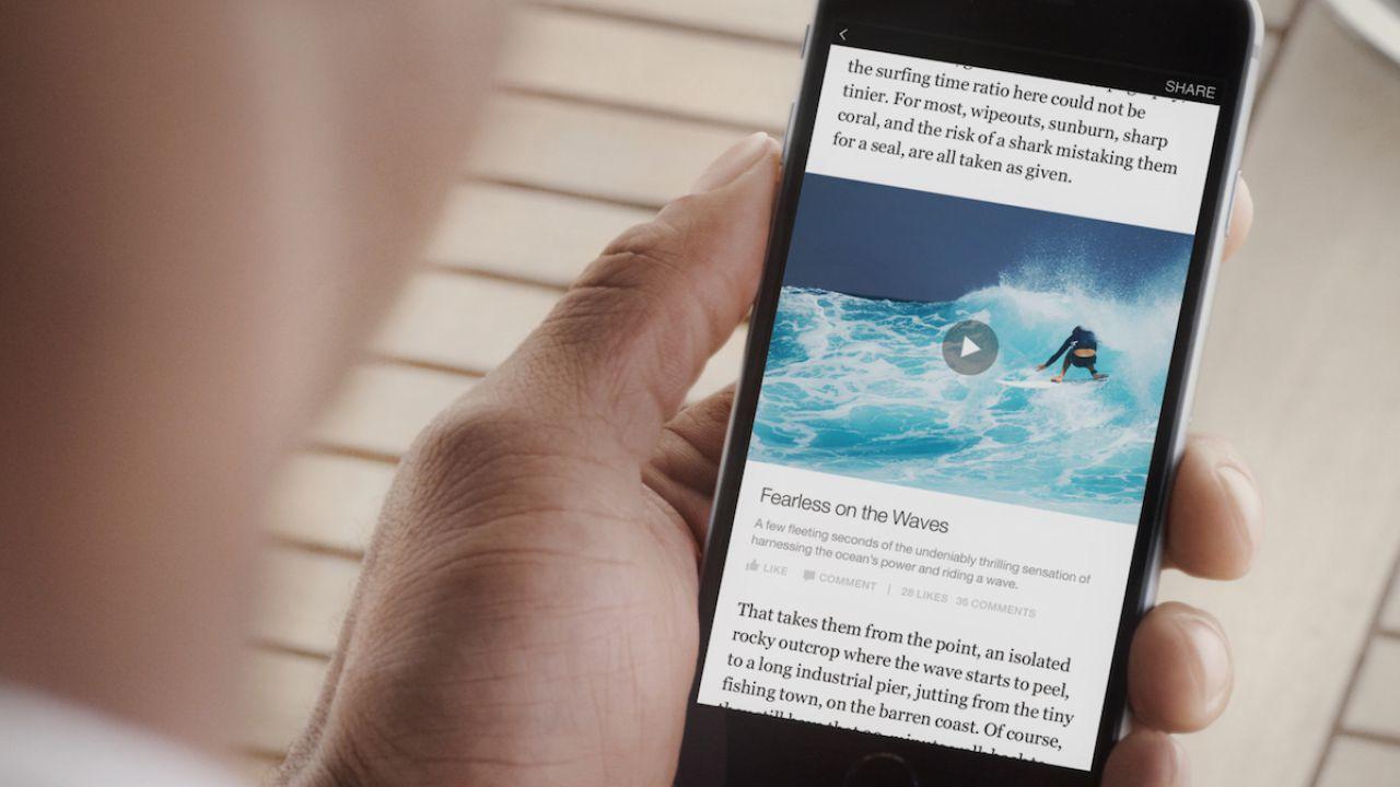 Facebook: errori calcolo su tempo visione pubblicita', inserzionisti infuriati (Wsj)