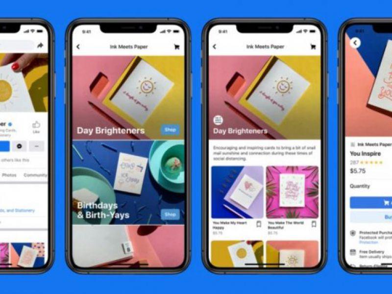 Facebook sfida Amazon con Shops: Zuckerberg punta tutto sull'ecommerce