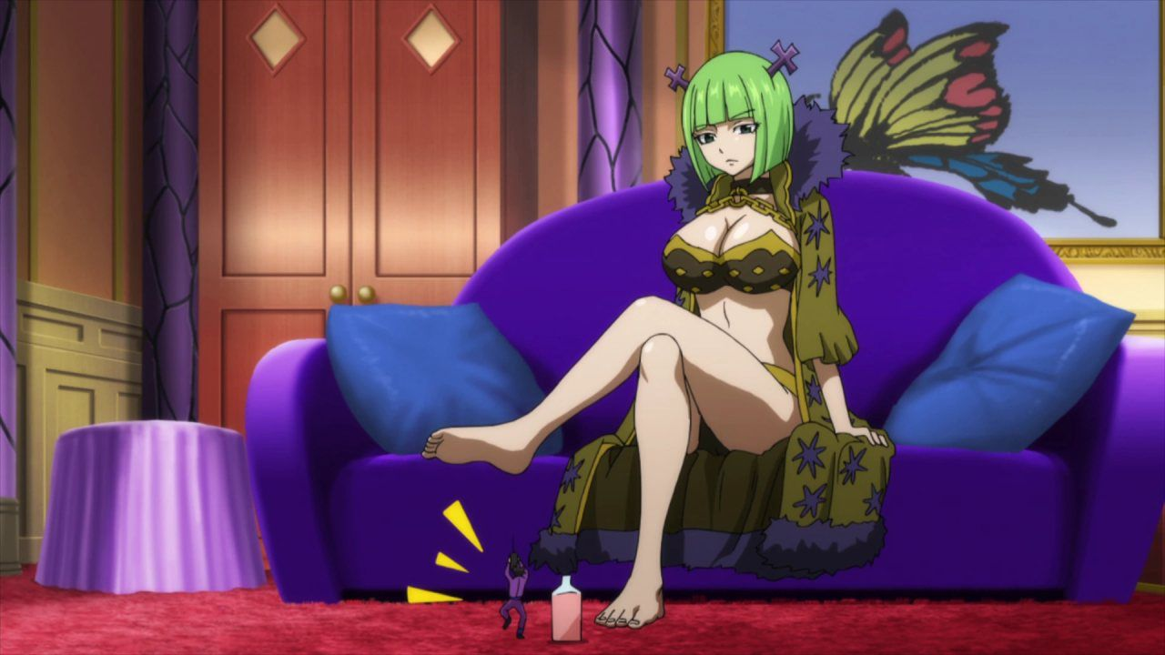 Fairy Tail: Brandish prende vita in questo provocante cosplay