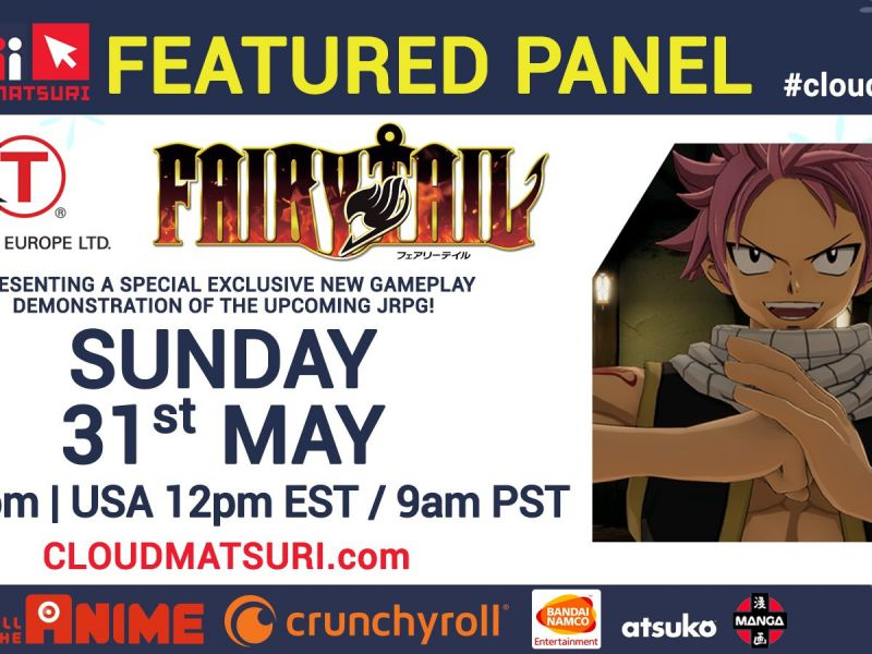 Fairy Tail RPG, nuovo gameplay in arrivo: diretta streaming in corso!