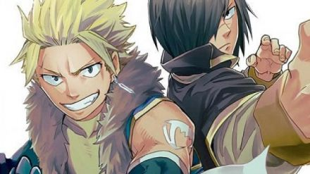 Fairy Tail: Twin Dragons of Sabertooth, si conclude il manga spin-off di Kyota Shibano