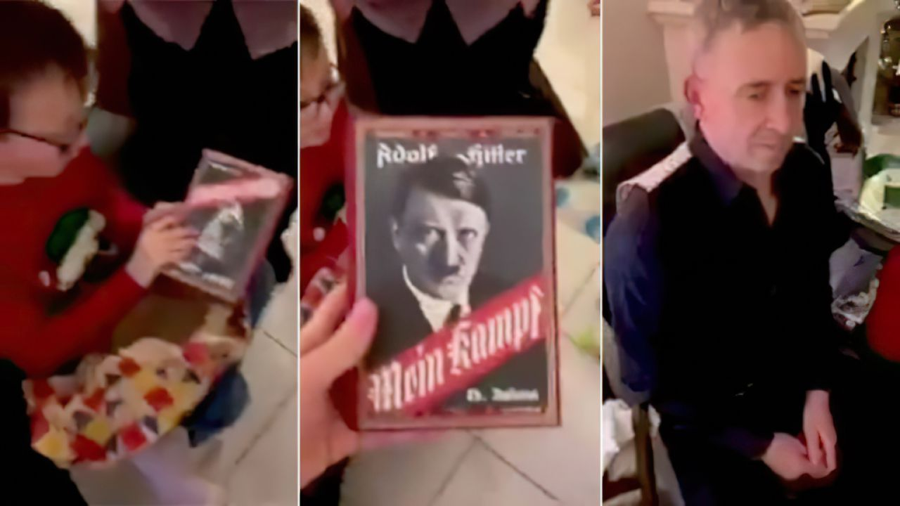 Fake News di Natale: nonno regala al nipote il Mein Kampf scambiandolo per Minecraft
