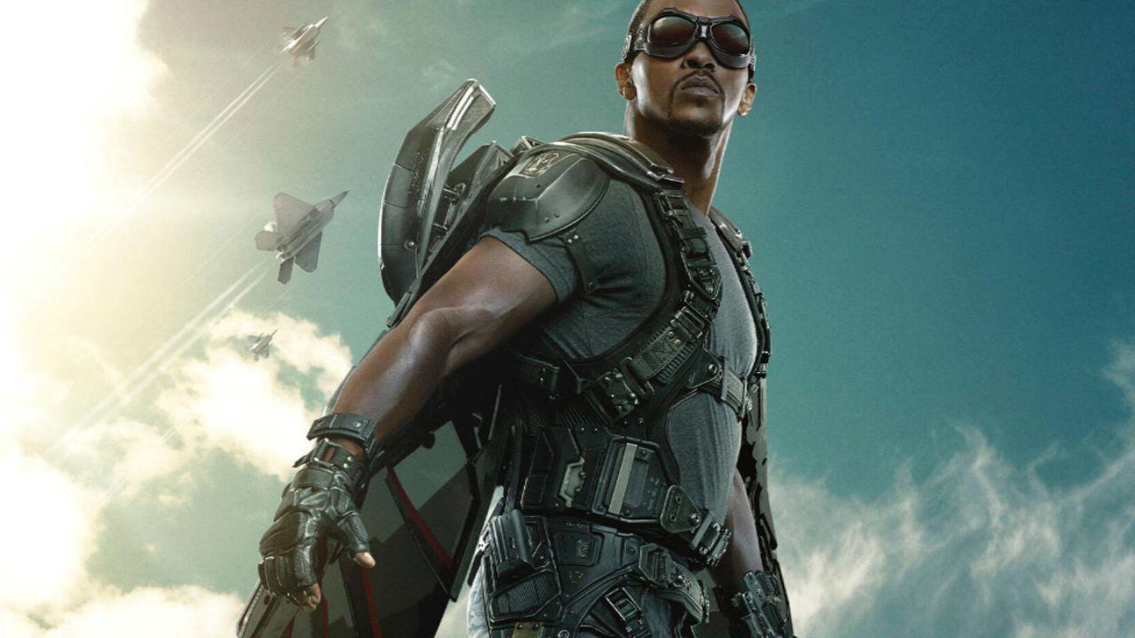 Falcon and The Winter Soldier, Kevin Feige esalta Sam Wilson: 'È uno di noi'