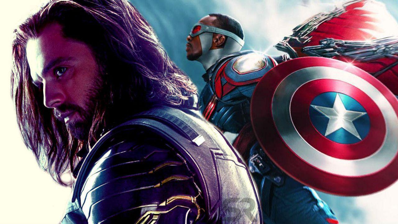 Falcon and Winter Soldier: Anthony Mackie spiega perché non c'è Captain America nel titolo