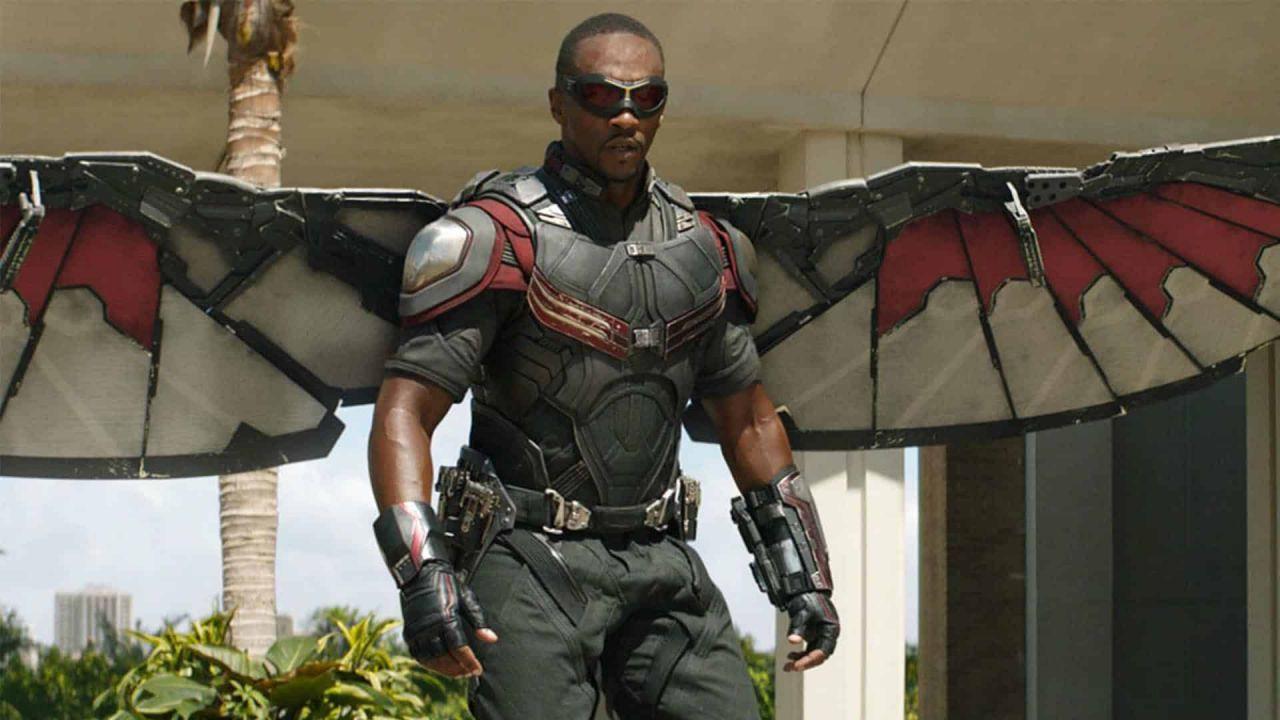 Falcon & The Winter Soldier, anche Anthony Mackie annuncia il ritorno sul set con una foto