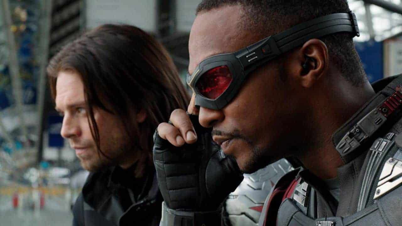 Falcon & the Winter Soldier: Anthony Mackie e Sebastian Stan insieme per beneficenza