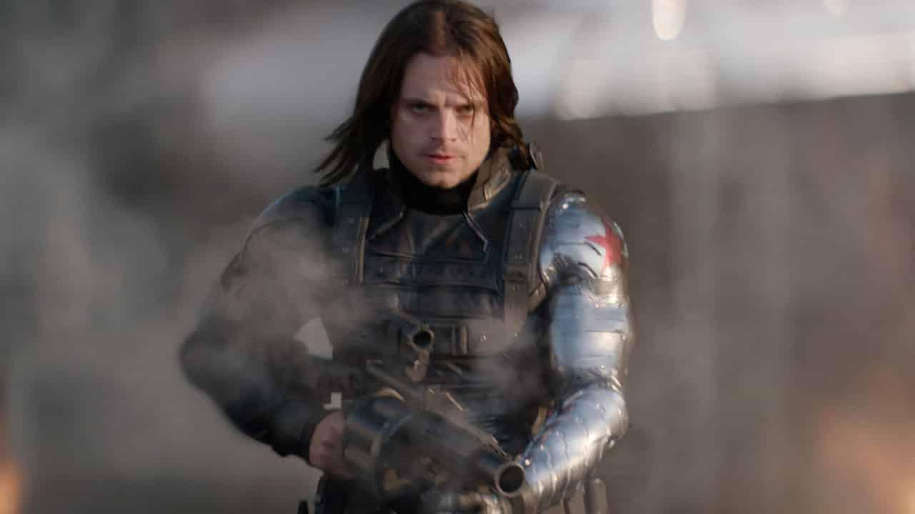 Falcon & The Winter Soldier, il nuovo costume di Bucky nelle foto dal set!