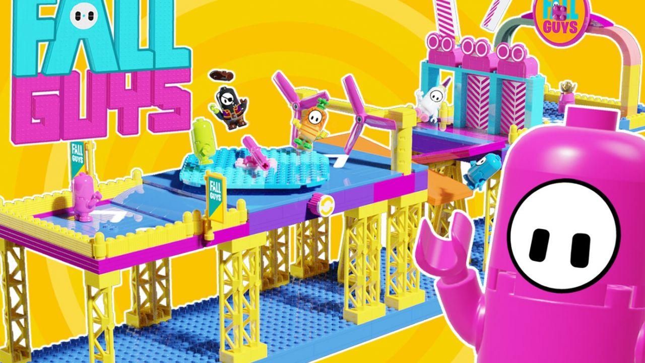 Fall Guys e Animal Crossing pronti a diventare LEGO: tra le 35 nuove proposte