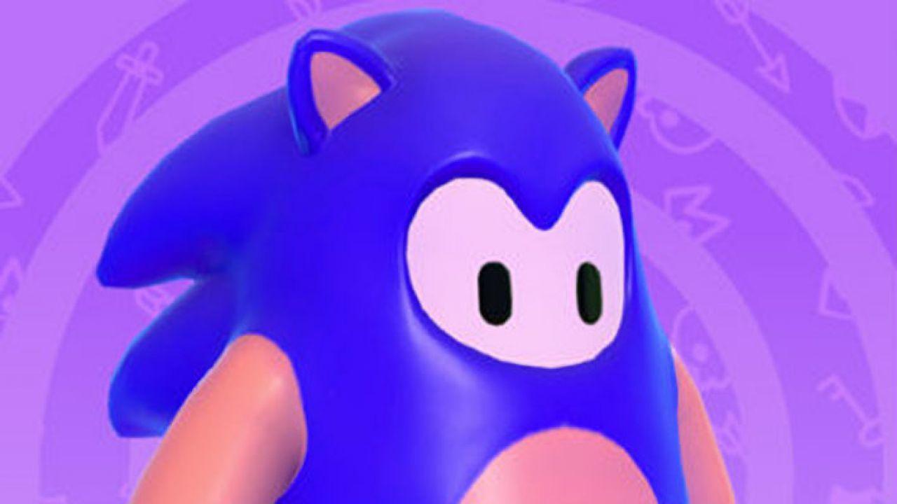 Fall Guys: in arrivo il costume di Sonic The Hedgehog grazie alla collaborazione con SEGA