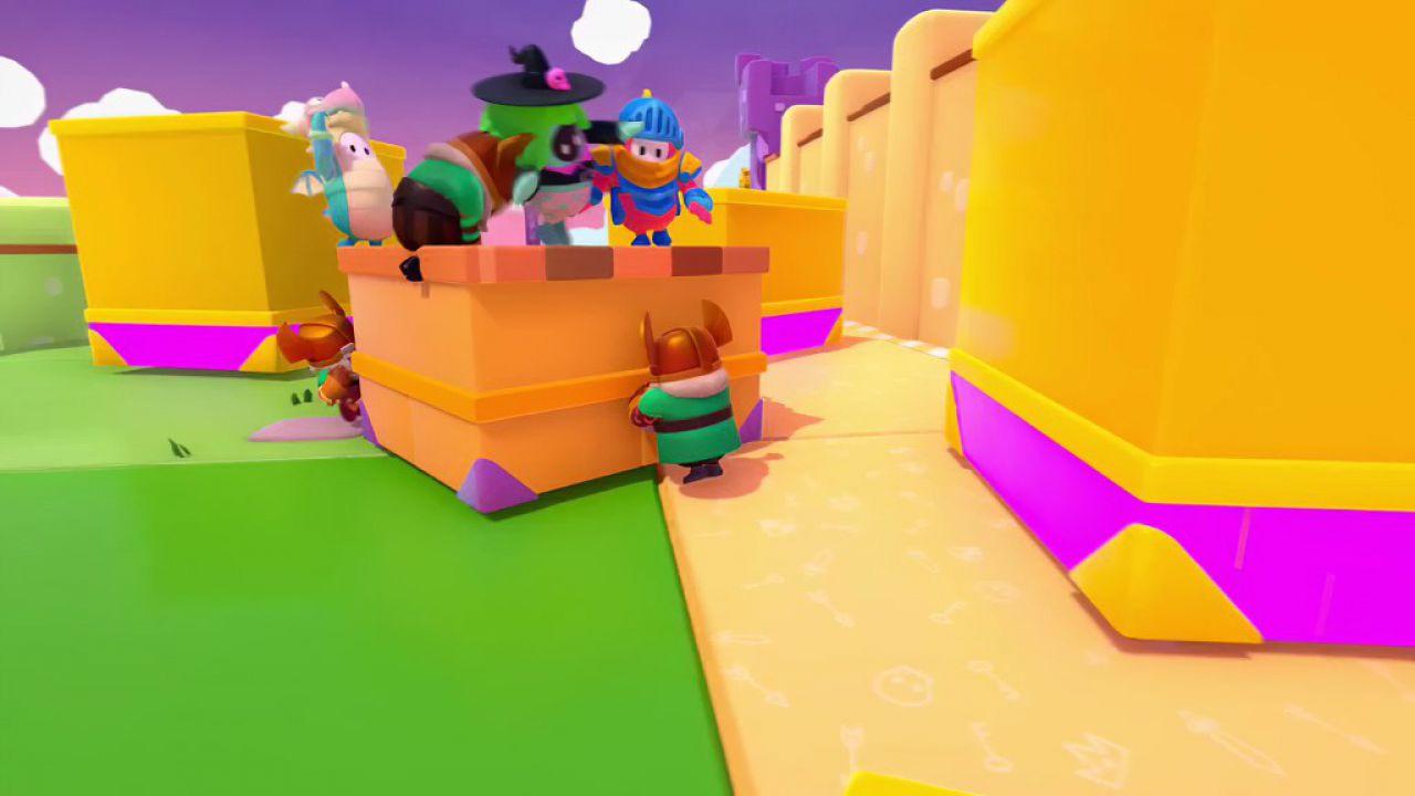 Fall Guys Stagione 2: amicizie in frantumi nel video di un nuovo livello!