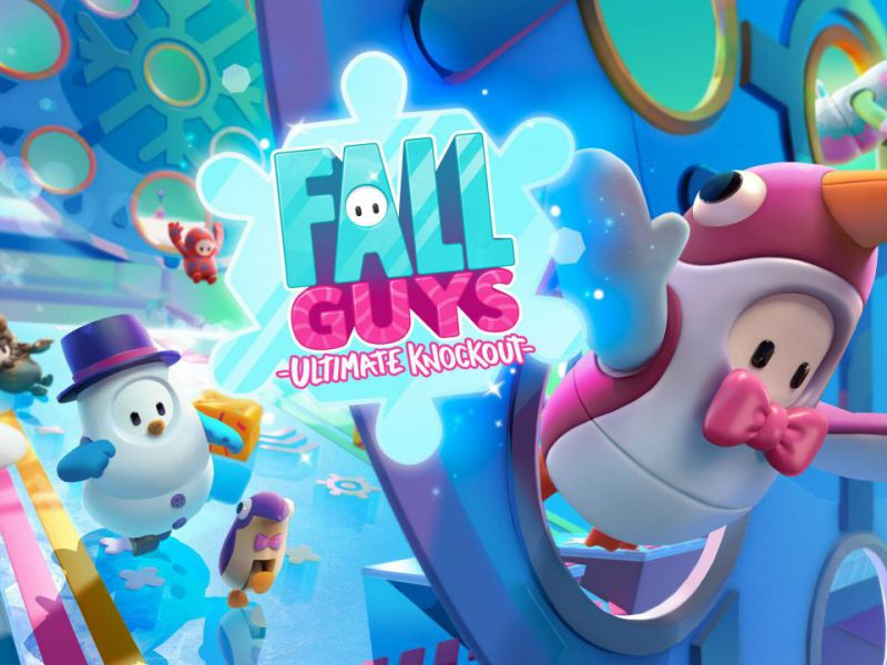 Fall Guys, Season 3.5 is now available: characters in flight in the launch trailer