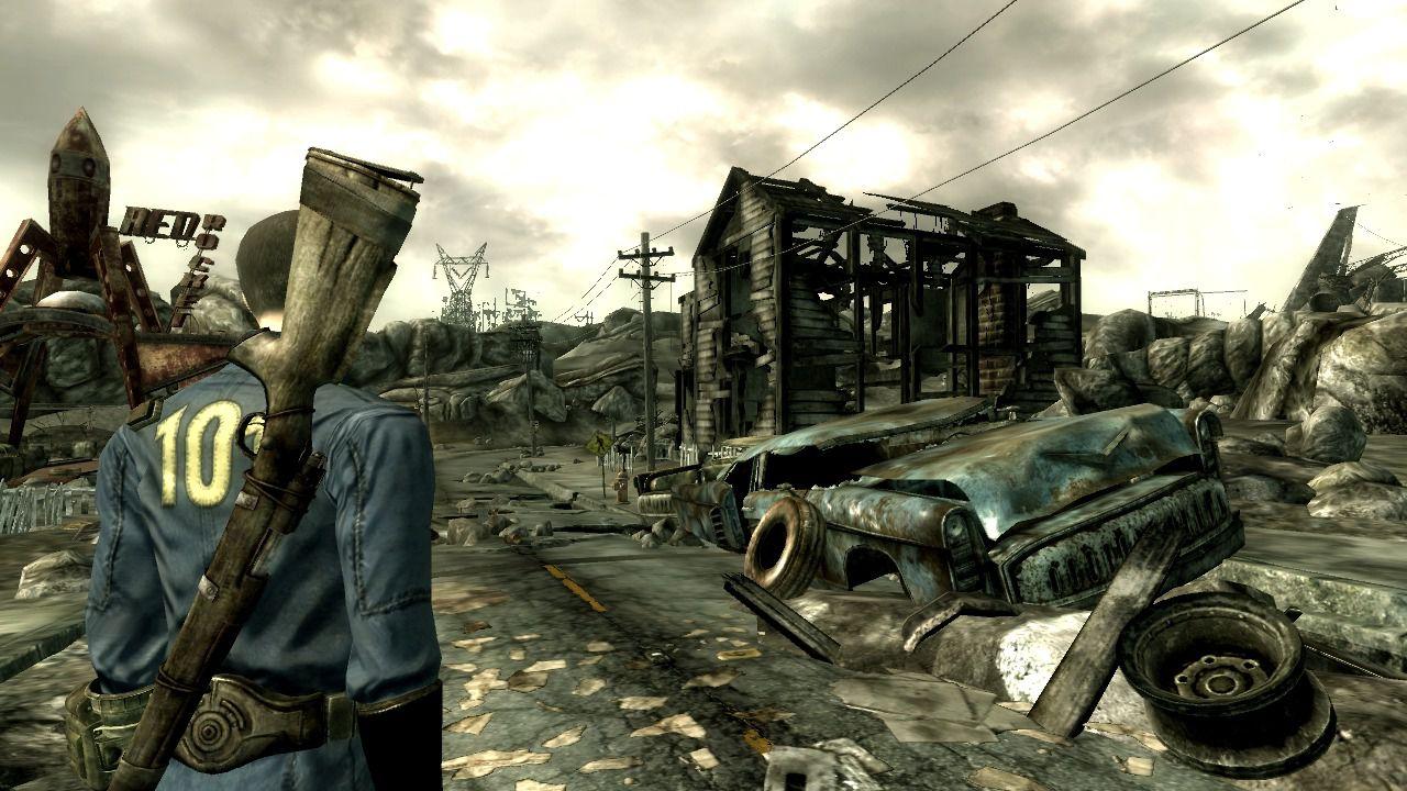 Fallout 3 ha un case per PC personalizzato