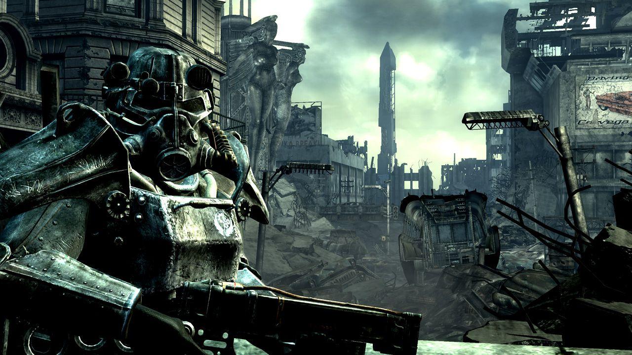 Fallout 3 giocato su Xbox 360 e Xbox One: il video confronto di Digital Foundry