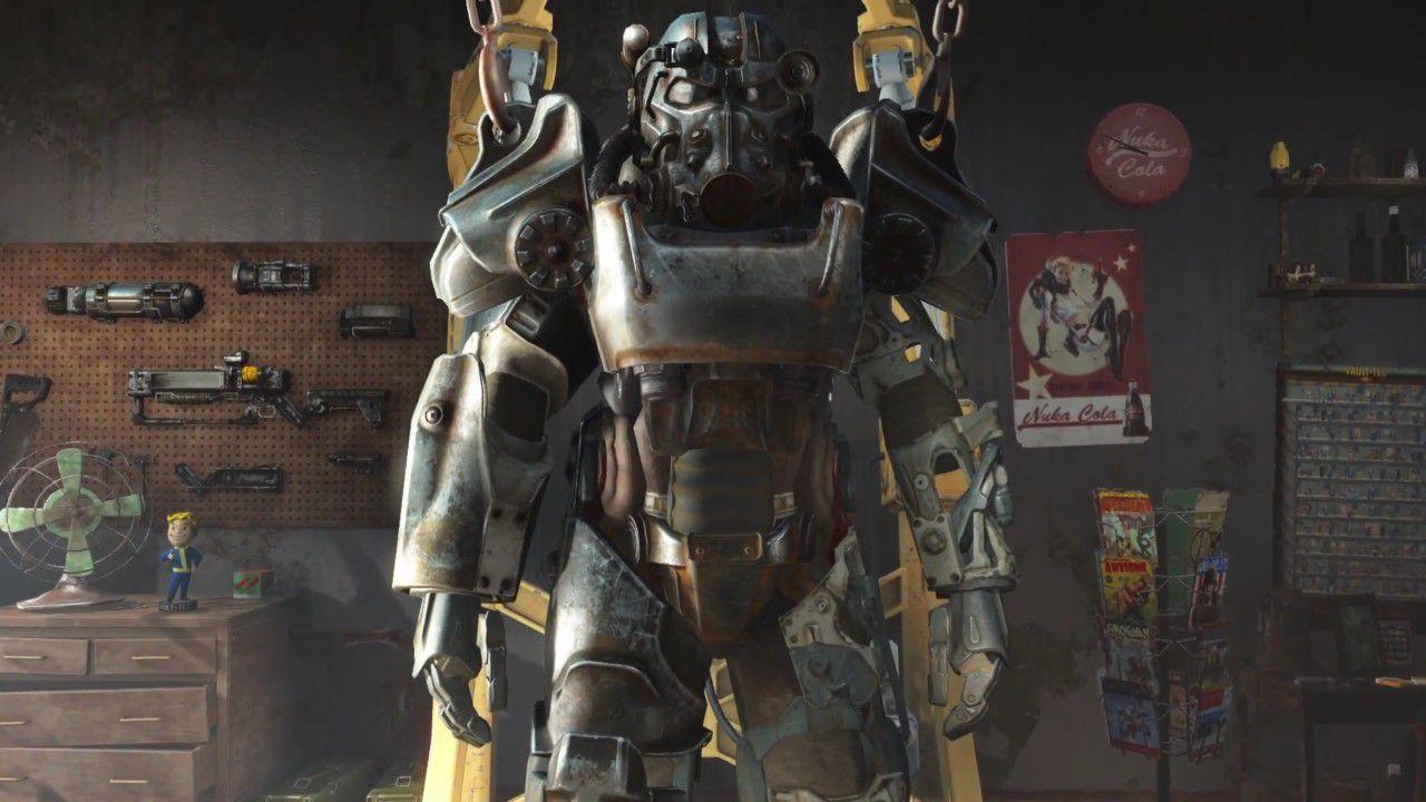 Fallout 4: 30.000 Deathclaw contro 300 soldati della Confraternita d'Acciaio
