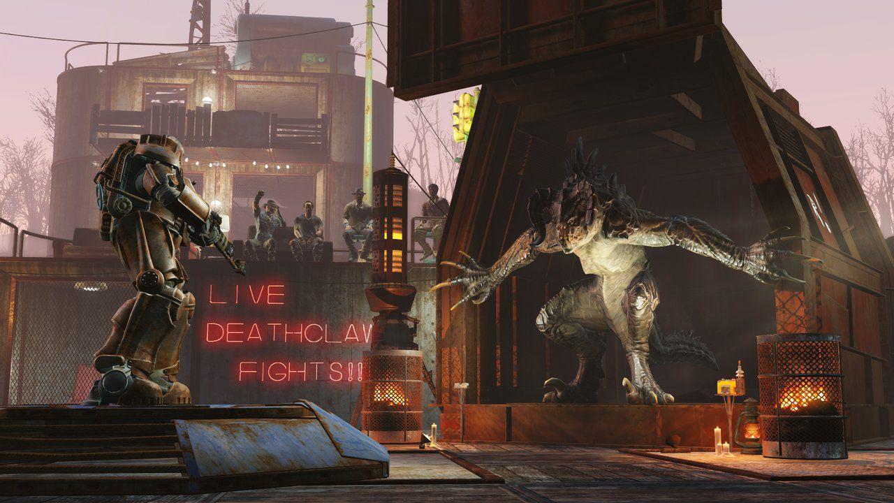 Fallout 4: annunciati i DLC Automatron, Wasteland Workshop, Far Harbor e tanto altro
