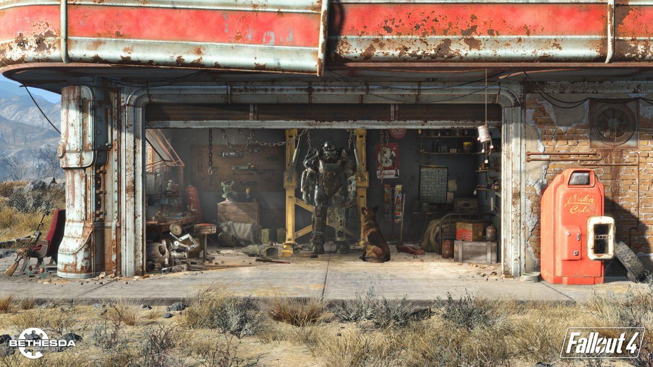 Fallout 4 avrà 275 livelli d'esperienza legati ai perk
