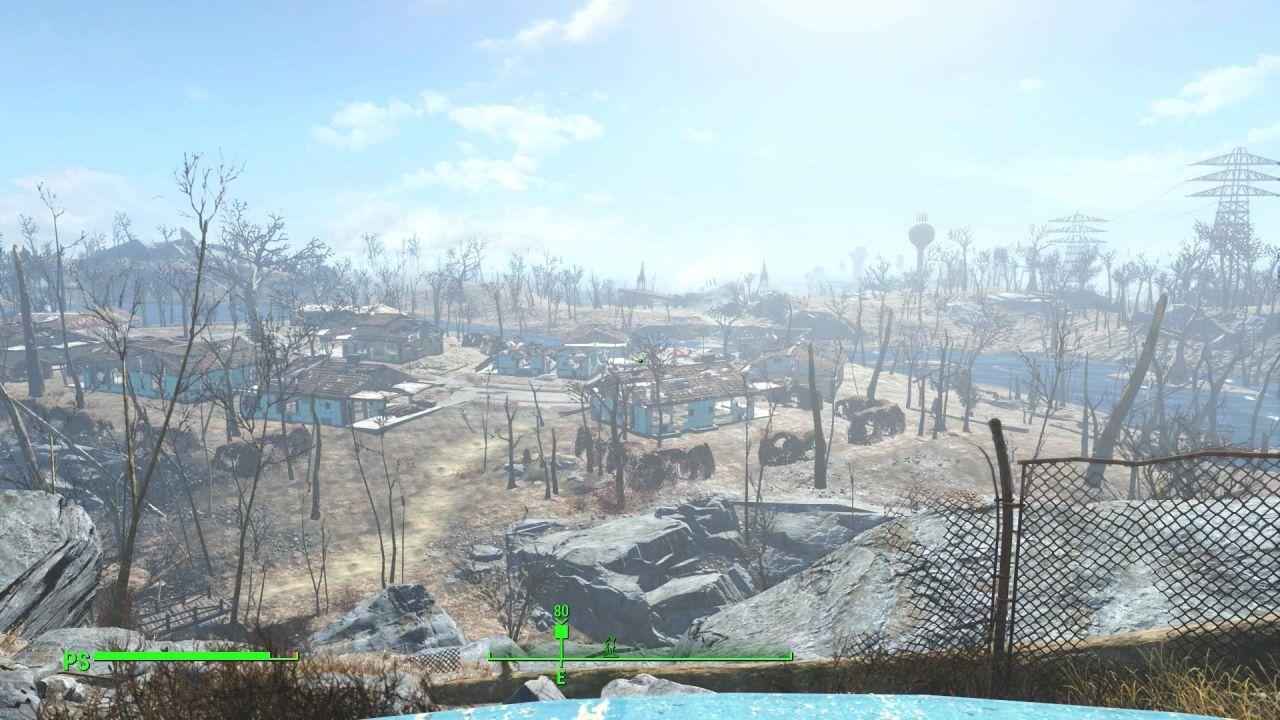 Fallout 4: basta un PC da 400$ per ottenere prestazioni migliori delle versioni console