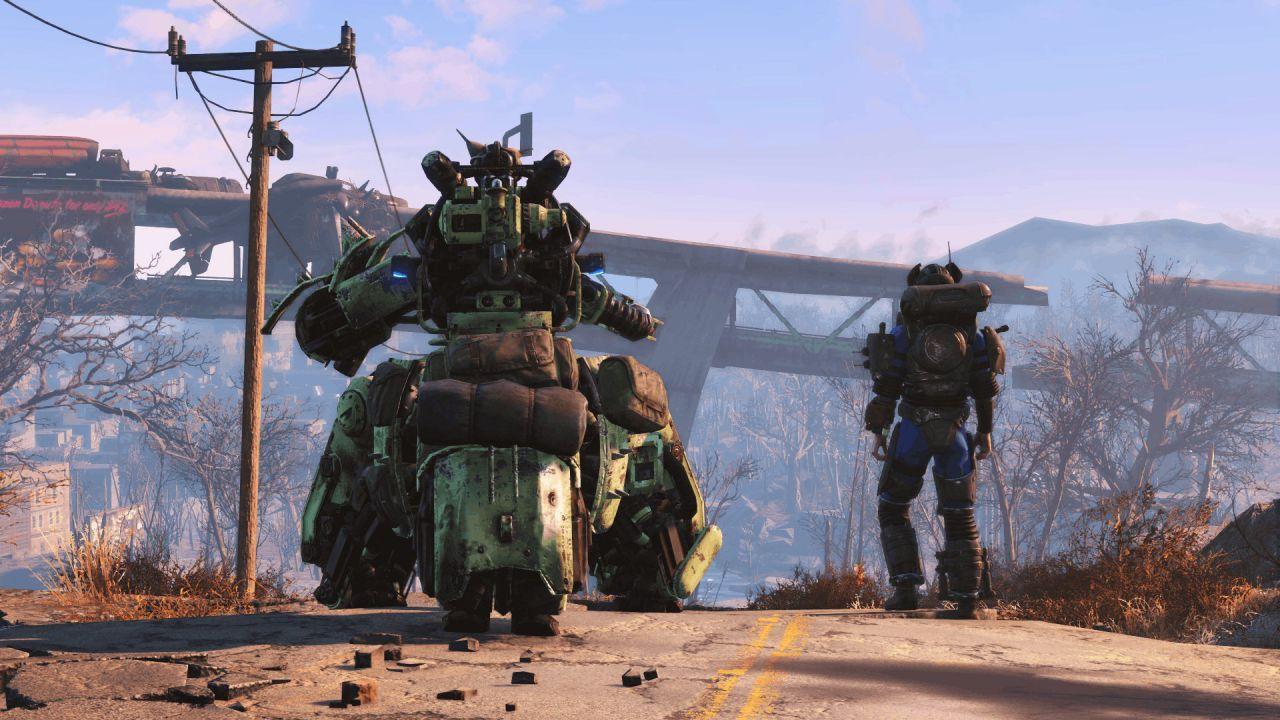 Fallout 4: Bethesda parla della versione VR