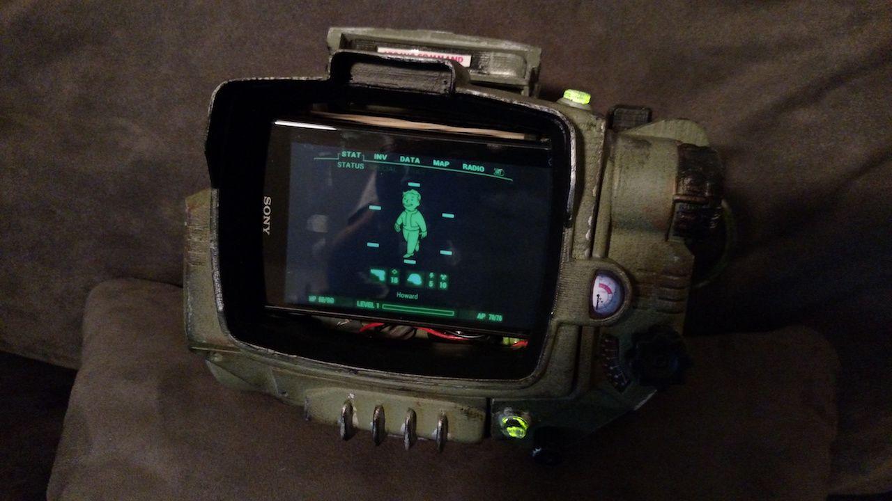 Fallout 4: come costruire il Pip-Boy utilizzando una stampante 3D