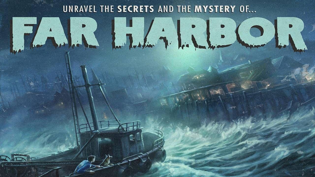 Fallout 4: Ecco i trofei di Far Harbor