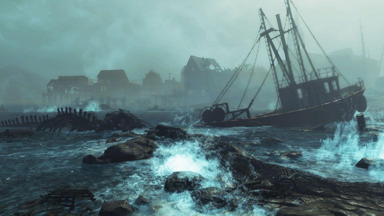 Fallout 4: emergono le prime impressioni sul DLC Far Harbor
