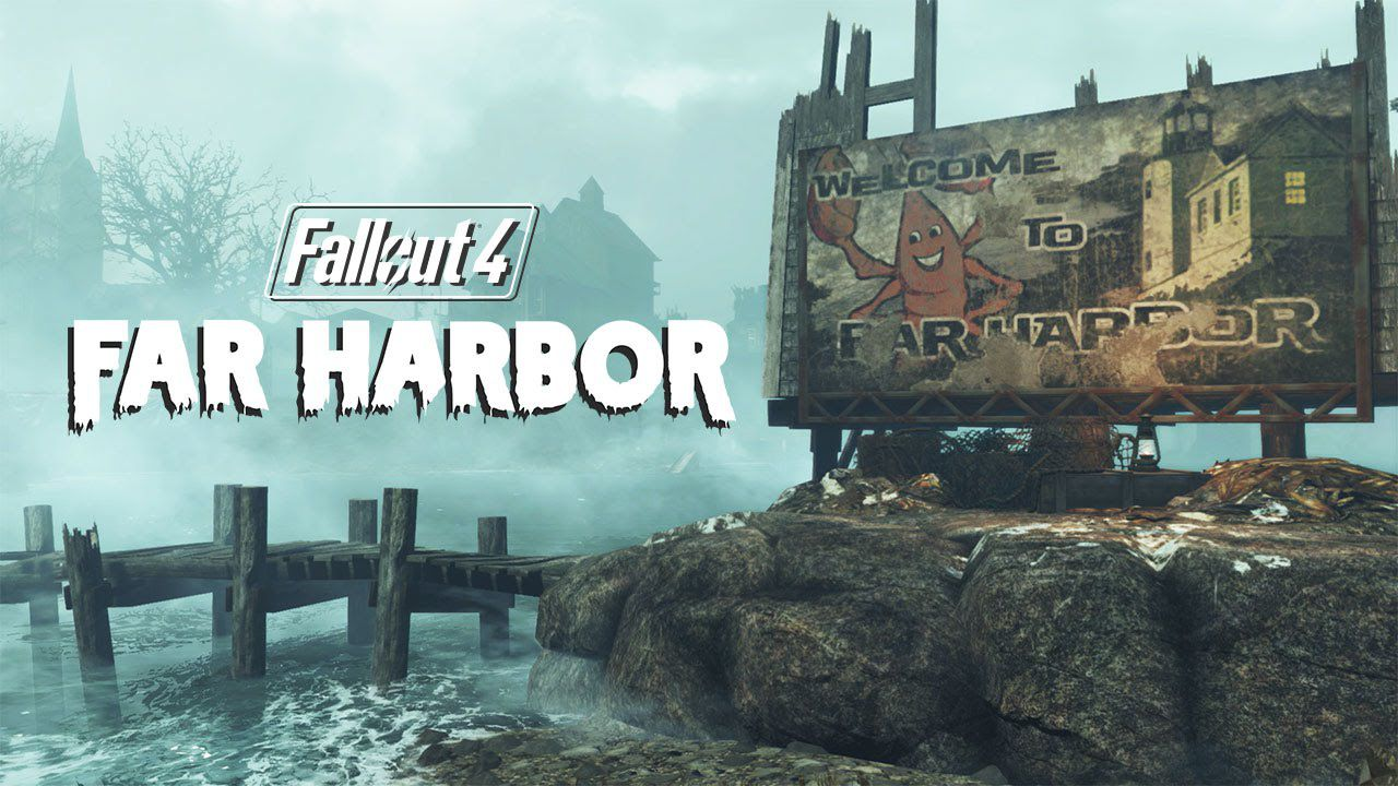 Fallout 4 Far Harbor: Easter Egg dedicato alla WWE