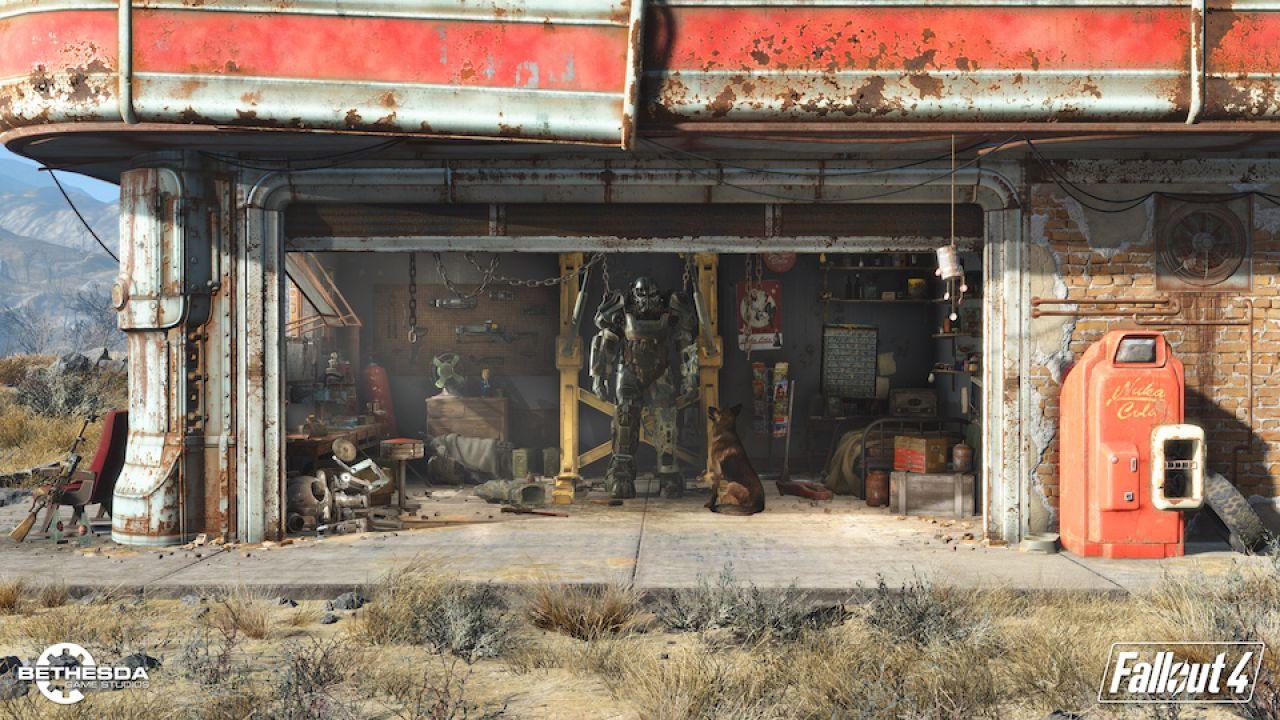 Fallout 4 ha già venduto più di un milione di copie tramite Steam