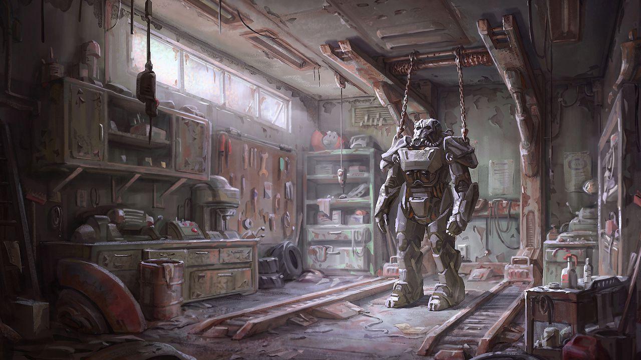 Fallout 4 giocato in diretta su Twitch - Replica Live 09/11/2015