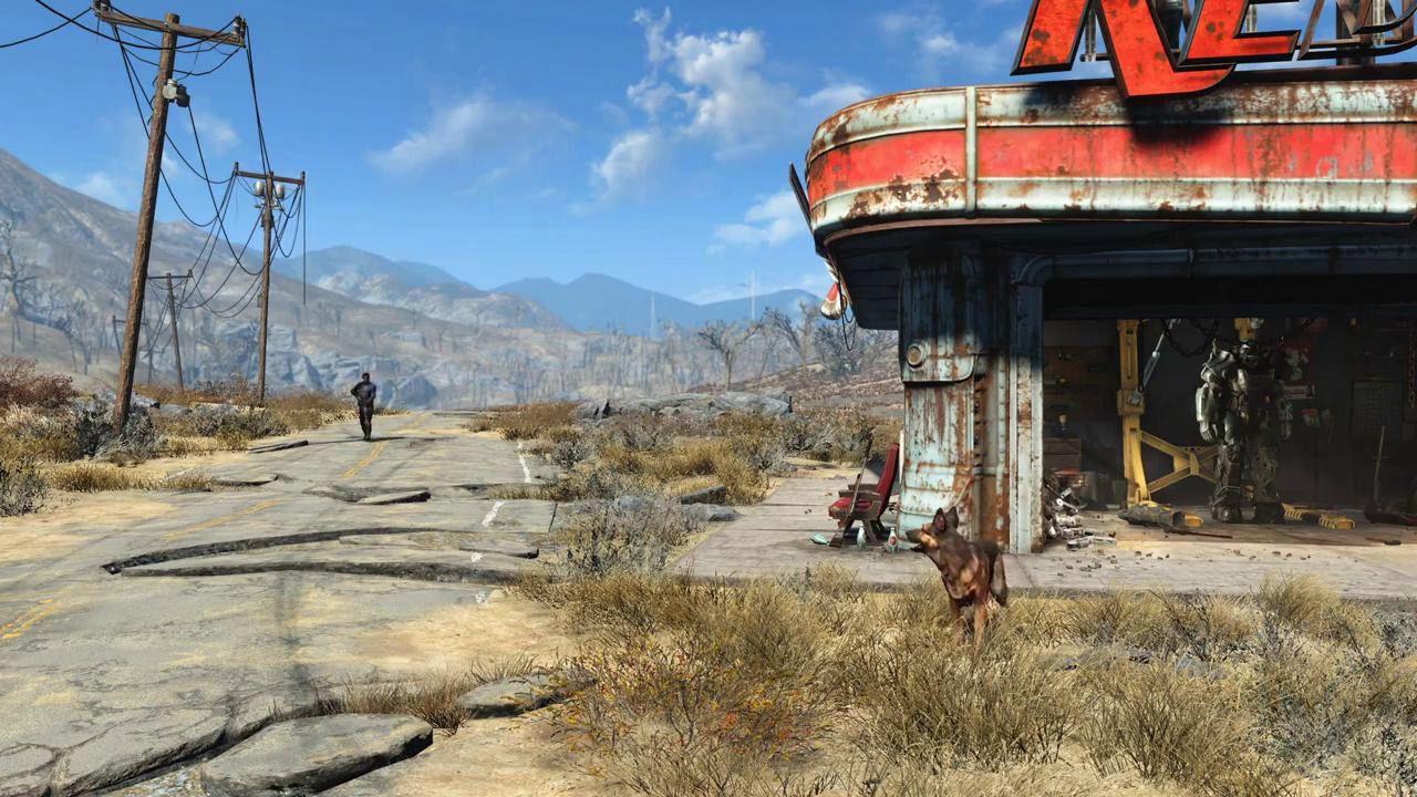 Fallout 4: l'ambientazione del gioco è stata decisa poco dopo il lancio del terzo capitolo