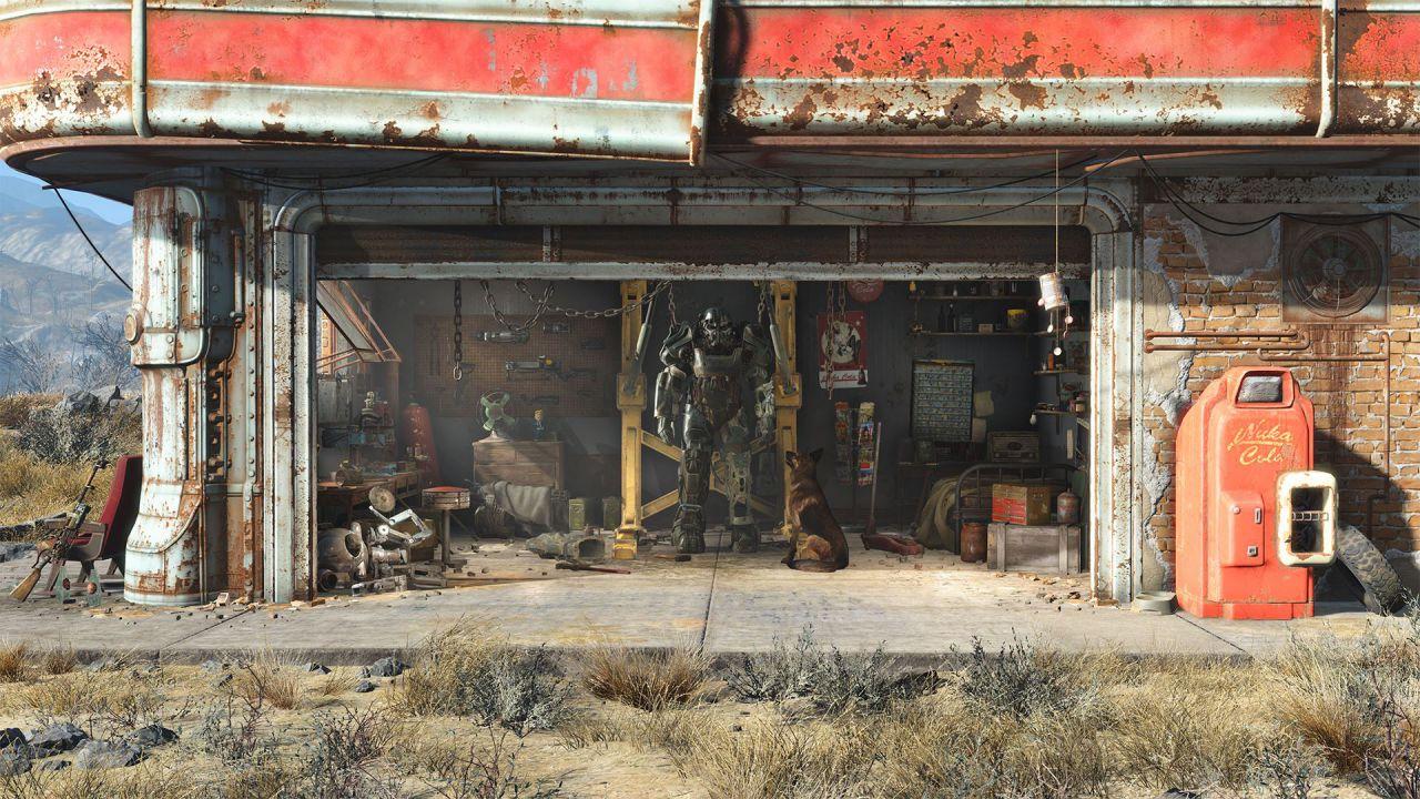 Fallout 4: mod disponibili su Xbox One