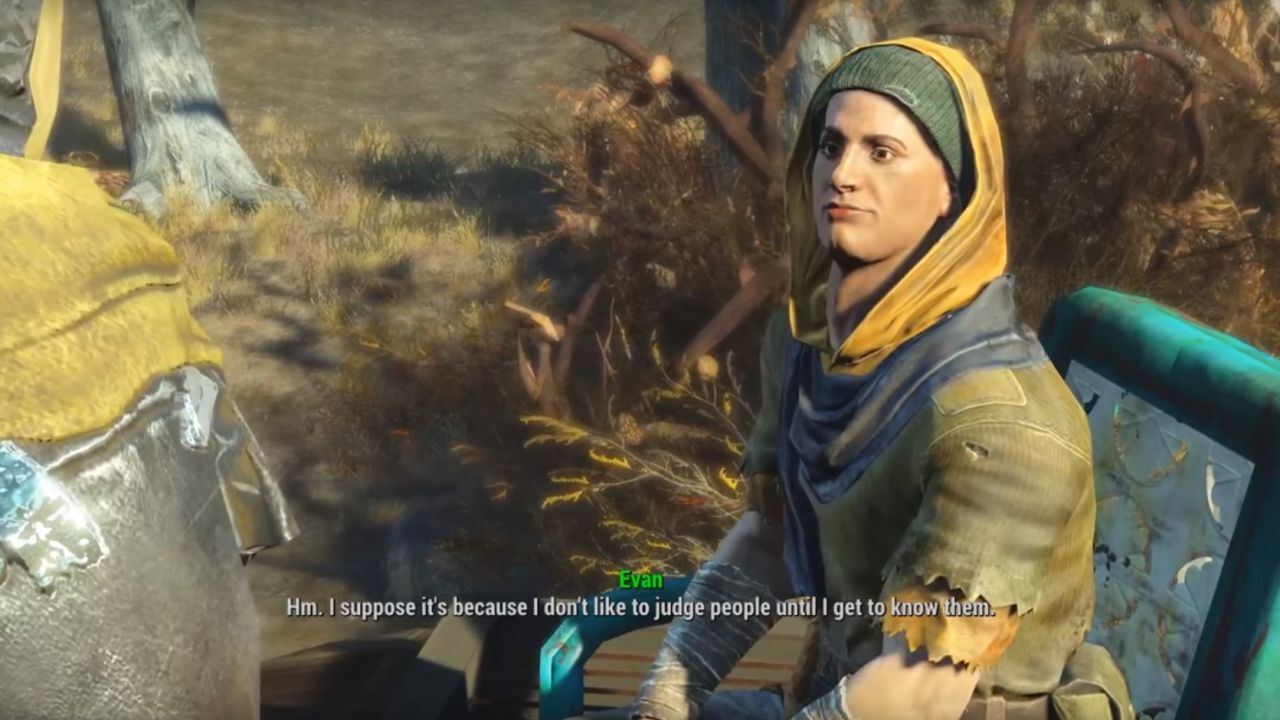 Fallout 4 Nuka World: Bethesda omaggia un fan scomparso prematuramente