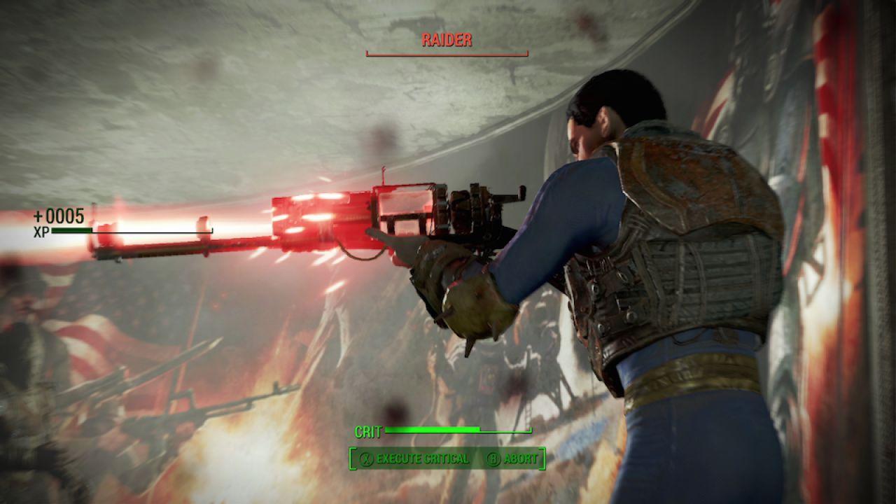 Fallout 4: nuove informazioni sul gioco dal palco della Quakecon