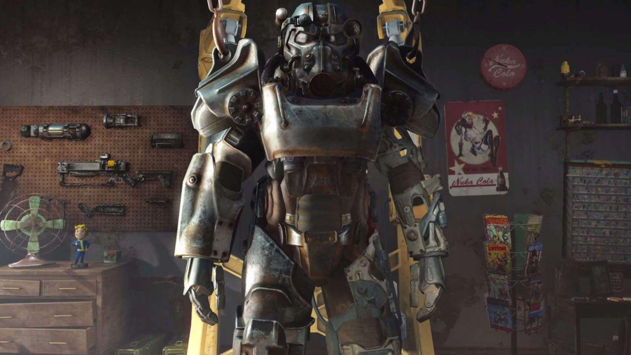 Fallout 4: patch 1.08 disponibile anche su Playstation 4