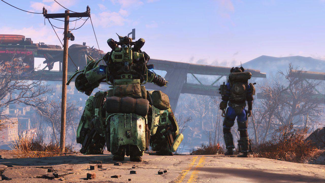 Fallout 4: la patch 1.4 uscirà questa settimana su PS4 e Xbox One