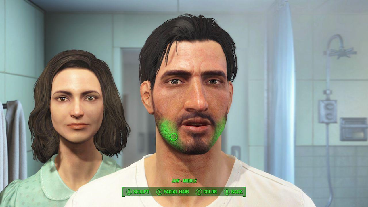 Fallout 4: personaggi famosi creati con l'editor