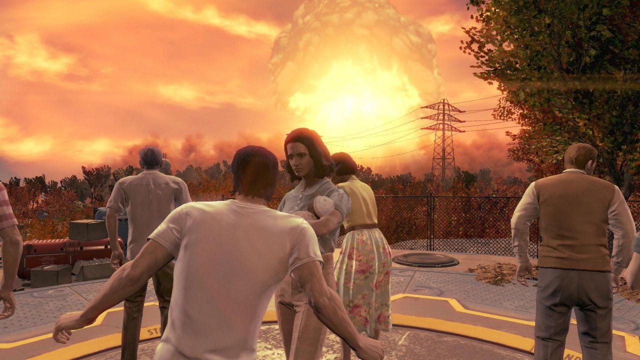 Fallout 4: Pete Hines vi firma la giustificazione per stare a casa da scuola o dal lavoro