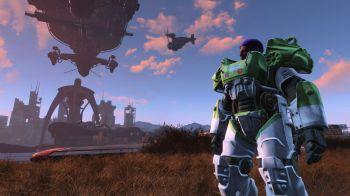 Fallout 4: Replica dell'evento sulle mod di Xbox One