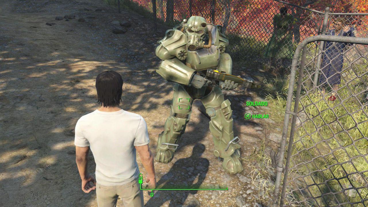 Fallout 4 è ricco di Easter Egg