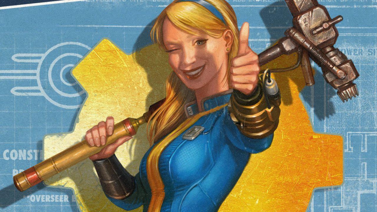 Fallout 4: rivelati i trofei del DLC Vault-Tec Workshop