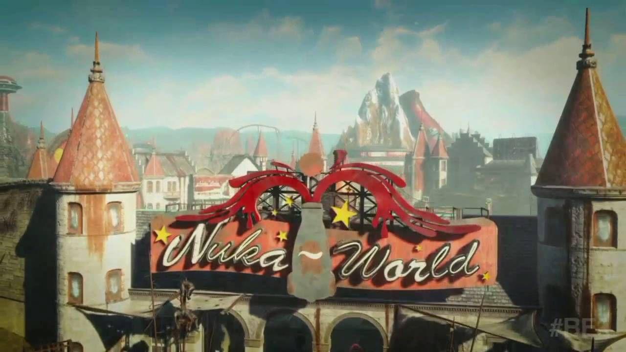 Fallout 4: svelata la data di uscita del DLC Nuka World?