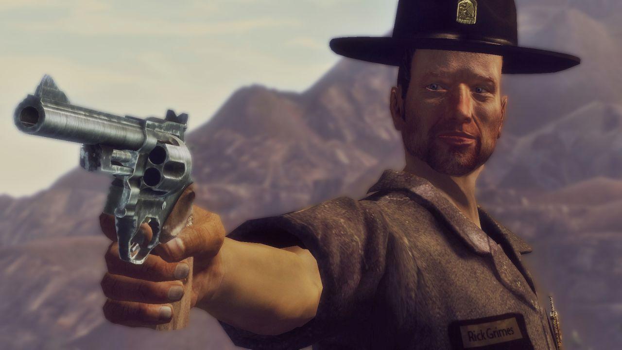 Fallout 4: il trailer della prima stagione di The Walking Dead ricreato all'interno del gioco