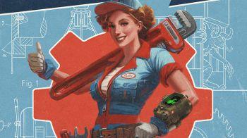 Fallout 4: trapelano i trofei del DLC Wasteland Workshop