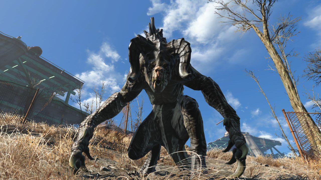Fallout 4: una mod permette di assoldare le creature