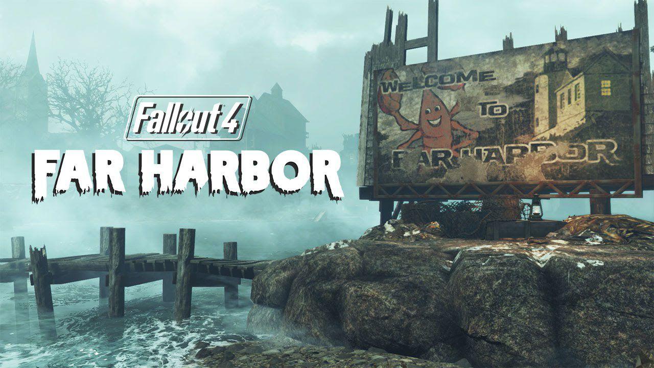 Fallout 4: una quest di Far Harbor è copiata da una mod di New Vegas?