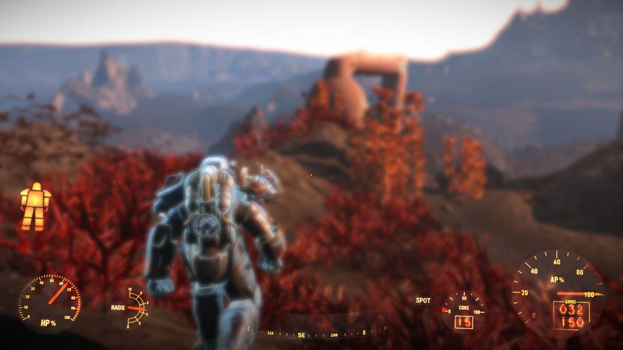 Fallout 4: un utente ha esplorato il fondo dell'oceano